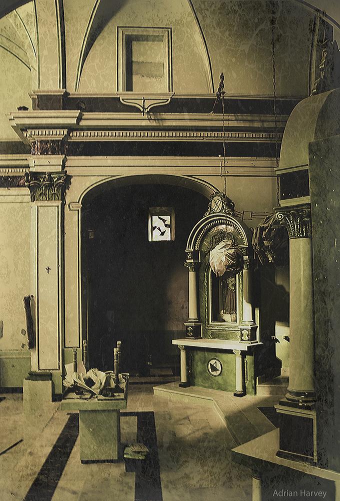 Church In Tormos